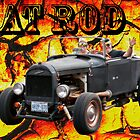 Rat Rod Grunge by Gary Paakkonen