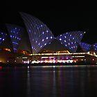 Sydney Vivid Festival 2011 - Opera House by Martyn Baker | Martyn Baker Photography