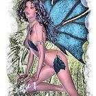 'Bubble Fairy' by Pixelbloke