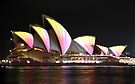 Sydney Opera House II by yolanda