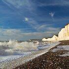 White cliff of dover by barry jones