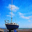 Sailing boat, Whitstable, Kent, UK by buttonpresser