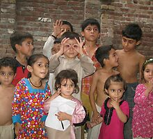Summer with Afghan Kids by Bobby Dar