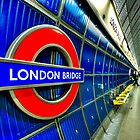 London Bridge by Evelina Kremsdorf