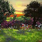 Hello, Spring by Norma Jean Lipert
