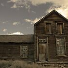 Bodie California 5 by Nick Boren