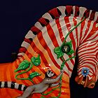Historic Carousel by Nick Boren