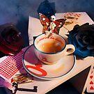 Midnight Tea Party by giohugueth
