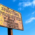 Shooting Prohibited by Paul Berry