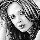 Eliza Dushku mini-portrait by wu-wei