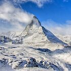 The Matterhorn, Switzerland by Clint Burkinshaw