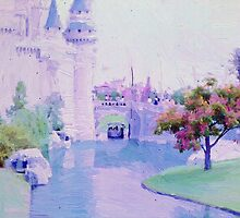 The Magic Kingdom by suzannem73