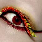Paper Eyelashes by Lividly Vivid