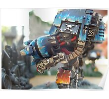 dreadnought side armour  Poster