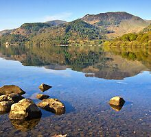 The hills around Ullswater by Shaun Whiteman