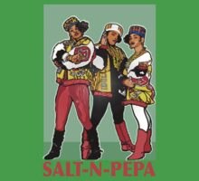 THE SHOWSTOPPERS: SALT-N-PEPA by S DOT SLAUGHTER