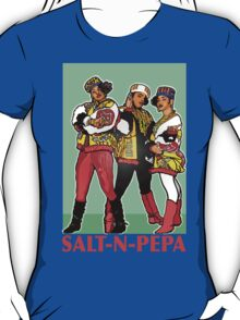 THE SHOWSTOPPERS: SALT-N-PEPA T-Shirt