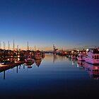 Percival Landing Twilight by nwexposure