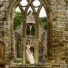 Through The Arches by Lynne Morris