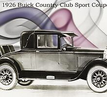 1926 Buick Sports Coupe by garts