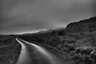 'The Superhighway', Eigg, Scotland by Ursula Rodgers