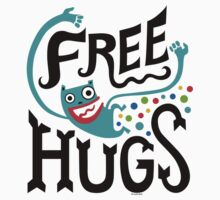 Free Hugs by Andi Bird