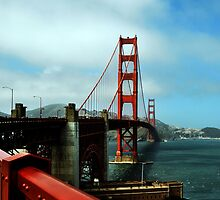 Golden Gate Bridge - San Francisco, CA by bbordell
