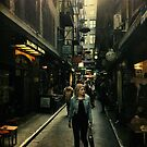 Centre Place, Melbourne by gregbriggs