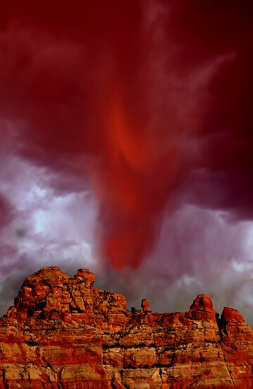 Spirit of Red Cloud by Tim Scullion