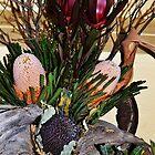 Bush Flowers by Liza Barlow