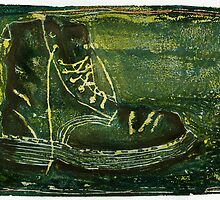 The boot by Jenny Wood