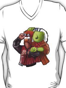 'Meep To The Future' - Beaker McMeep and Doc Honeydew T-Shirt