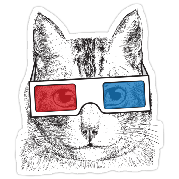 Cat Geek Shirt by 785Tees