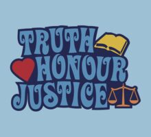 Truth · Honor · Justice by destinysagent