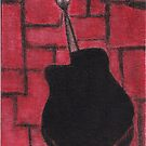 The Black Guitar by Narayan Pillai