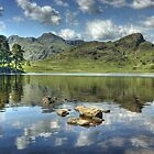 Blea Tarn...The Afternoon Before The Morning After. by VoluntaryRanger