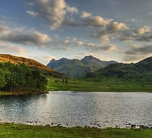 Blea Tarn...The Morning After The Afternoon Before . by VoluntaryRanger
