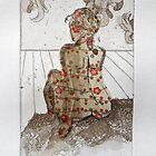 Sitting nude # 2 by Jade Lees-Pavey