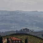 Monforte and mountains by Matthew Doerr
