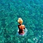 Jump for sea  by KateSecretwomen