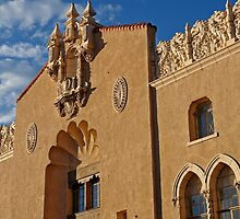 Lensic Theater 1, Santa Fe, New Mexico by VoxOrpheus