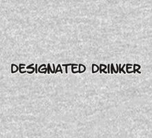 Designated Drinker by digerati