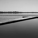Lake Bonney - Barmera by Dwayne Madden