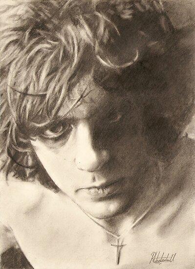 Syd Barrett by scarletmoon