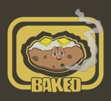 Funny Shirt - Baked by MrFunnyShirt