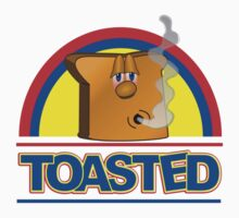 Funny Shirt - Toasted by MrFunnyShirt