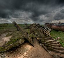 Fleetwood Wrecks by John Hare