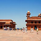 Diwane Khas-Fatehpur Sikri by Mukesh Srivastava