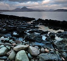 Broadford Bay, Isle of Skye by Karen Thorburn