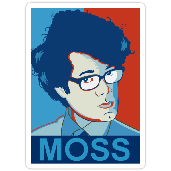 Moss- Nerd Legend by Tom Trager